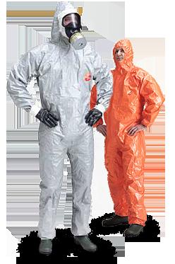 Traje Protección Química Tychem ® F | Ropa de Protección